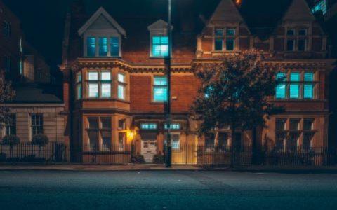 nice house in London